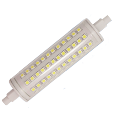ADES Carton de 10 crayons LED J118 Claire R7S - 10W