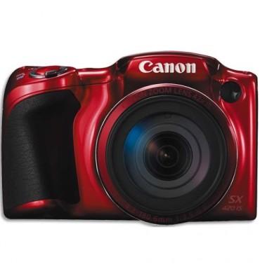 CANON Appareil photo numérique Powershot SX420IS rouge