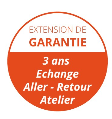 BROTHER Extension de garantie 3 ans echange aller retour atelier effi3ear