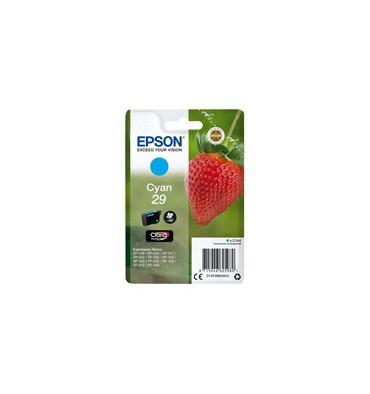 EPSON Cartouche jet d'encre cyan T298140