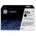 HP Cartouche laser noire CE505X
