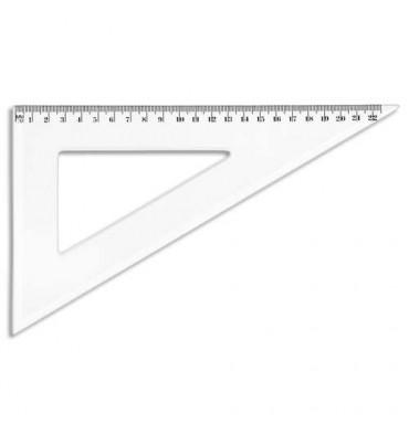 JPC Equerre 60 degrés 21 cm sous étui packbordable