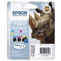 EPSON Multipack 3 couleurs C13T10064010