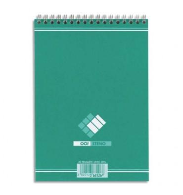 HAMELIN Bloc sténo format 14,8 x 21 cm 100 pages uni