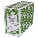 GPV Boîte de 250 pochettes recyclées extra blanches Erapure, format C4 229 x 324 mm 90g