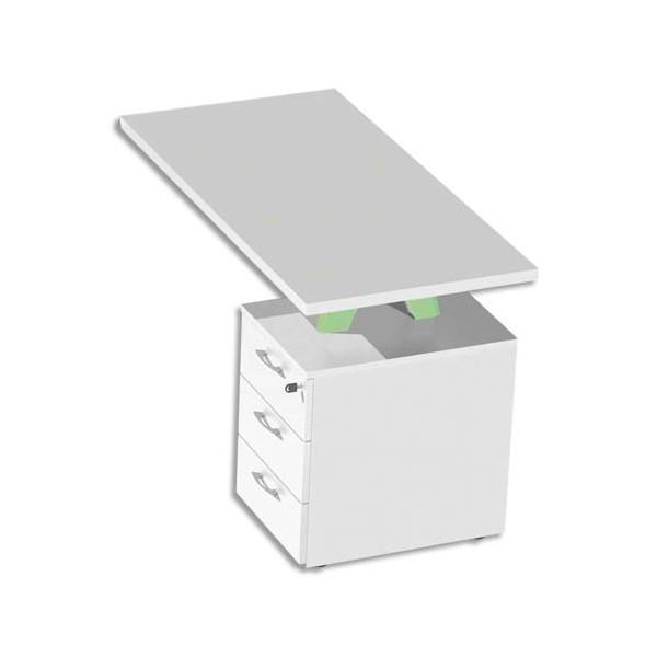 Bureau concept bureau concept first class achat vente for Bureau 70 cm de longueur