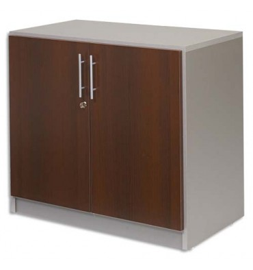 SIMMOB Armoire basse H72 x L80 cm gamme MAJESTY