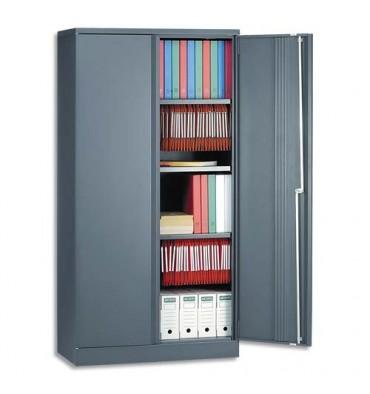 MT INTERNATIONAL Lot de 2 tablettes pour armoires démontables HB810 et HB818