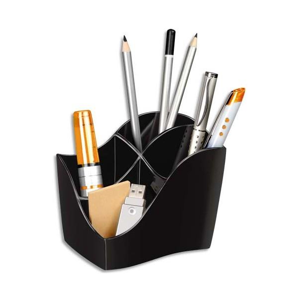 CEP Multipot 4 compartiments, coloris noir