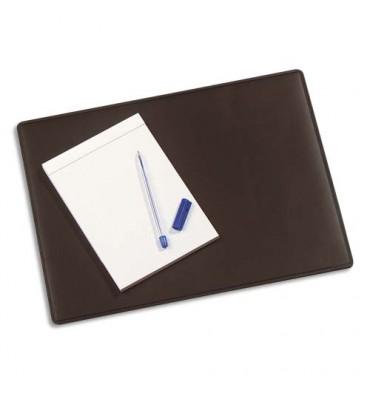 ESSELTE Sous-main en PVC conférence dimensions 40 x 30 cm coloris noir