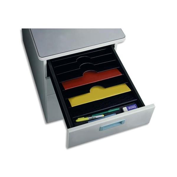 PAPERFLOW Organisateur de tiroir 6 compartiments