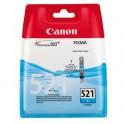 CANON Cartouche jet d'encre cyan CLI-521 C