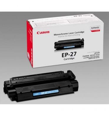 CANON Cartouche Toner laser noir EP-27