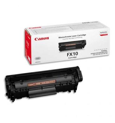 CANON Cartouche Toner laser FX10 noir