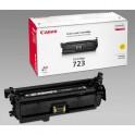 CANON Cartouche toner laser Jaune 723