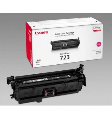 CANON Cartouche toner laser Magenta 723