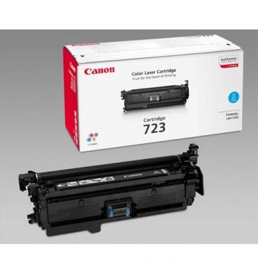 CANON Cartouche toner laser cyan 723