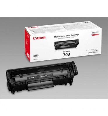 CANON Cartouche toner laser noir CRG703
