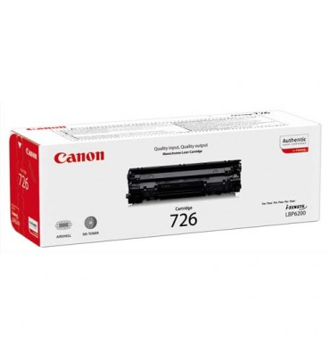CANON Cartouche toner laser noir CGR726