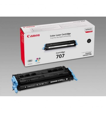CANON Cartouche noir 707