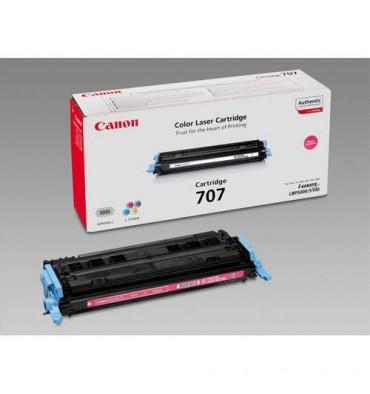 CANON Cartouche toner laser magenta 707