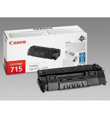 CANON Cartouche toner laser noir CRG715