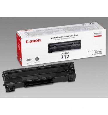 CANON Cartouche toner laser noir CRG712