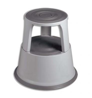 SAFETOOL Marchepied diamètre 43,5 cm hauteur 43 cm coloris gris