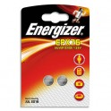 ENERGIZER Blister de 2 piles calculatrices/photo EPX76 SR44