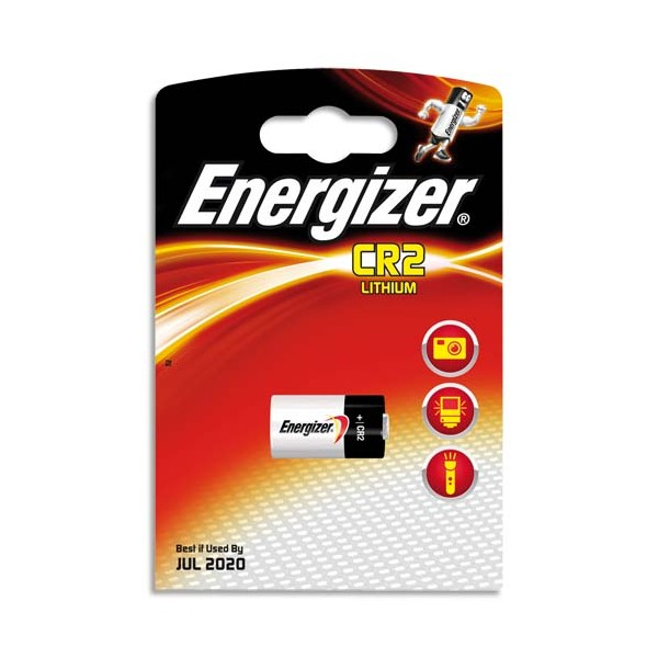 ENERGIZER Blister de 1 pile lithium 2CR2 (photo)