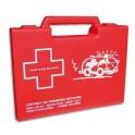 LABORATOIRES ESCULAPE Coffret premiers secours pour 1 à 2 personnes