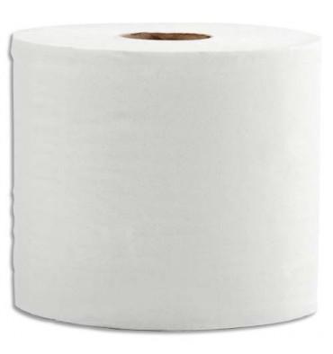 TORK Lot de 12 rouleaux Papier toilette Mini Advanced 2 plis 620 feuilles Ecolabel pour distributeur SmartOne