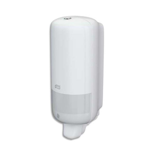 TORK Distributeur de savon liquide S1 en ABS - 11,2 x 29,1 x 11,4 cm blanc