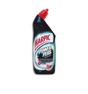 HARPIC Gel WC Harpic power plus surpuissant désinfectant 750 ml