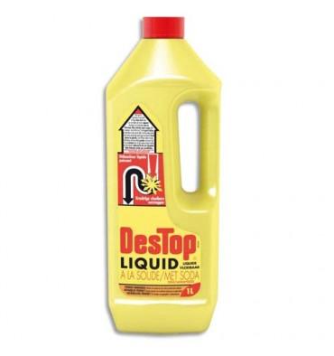DESTOP Déboucheur liquide 1 litre