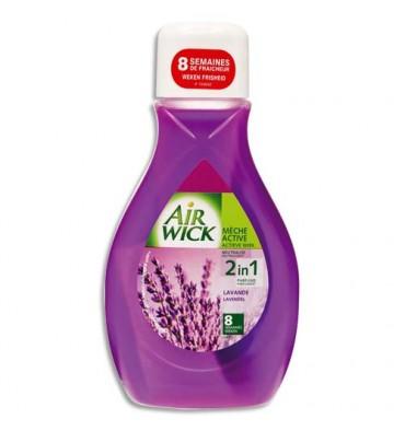 AIR WICK Mèche parfum lavande flacon de 375 ml