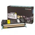 LEXMARK Cartouche toner laser cyan longue durée C500H2CG