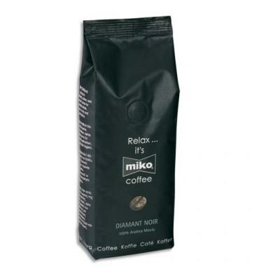 MIKO CAFE Paquet de 250g de café moulu Diamant 100% Arabica