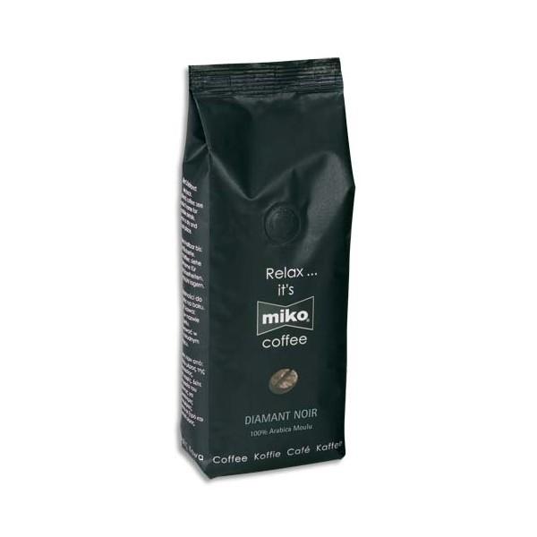 MIKO CAFE Paquet de 250g de café moulu Diamant 100% Arabica (photo)