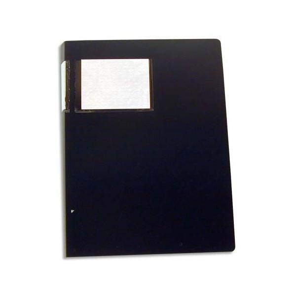 OXFORD Protège-documents en polypropylène 40 vues 20 pochettes, format A3 coloris noir