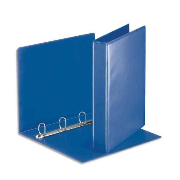 ESSELTE Classeur à couverture personnalisable sur 2 faces en polypropylène dos de 5 cm c