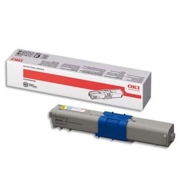 OKI Cartouche toner laser jaune 44469704