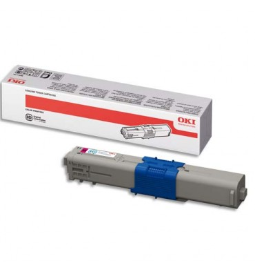 OKI Cartouche toner laser magenta 44469705