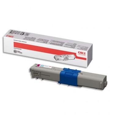 OKI Cartouche toner laser haute capacité magenta 44469723