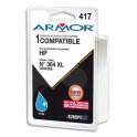ARMOR compatible Jet d'encre Cyan pour HP 364 XL CB323EE