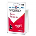 ARMOR Compatible Jet d'encre Black pour Canon PGI-525PGBK