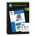 HP MultiPack Jet d'encre 933XL CR711AE