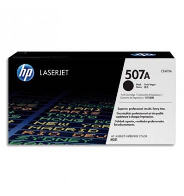HP Cartouche toner laser noir 507A - CE400A