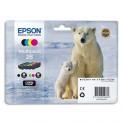EPSON Multipack 4 couleurs Jet d'encre T261640