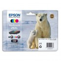 EPSON Multipack cartouches jet d'encre XL 4 couleurs T2636